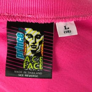 Prince Tops - Prince Ace Face Vintage Polo
